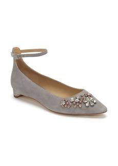 55413fd1466e Etienne Aigner Jezebel Ankle Strap Embellished Pump (Women)