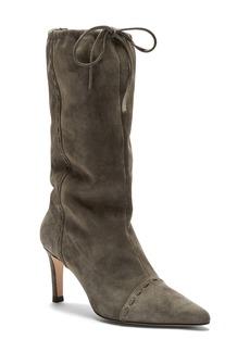 Etienne Aigner Lauryn Slouchy Cap Toe Boot (Women)