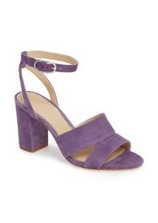 Etienne Aigner Legend Ankle Strap Sandal (Women)