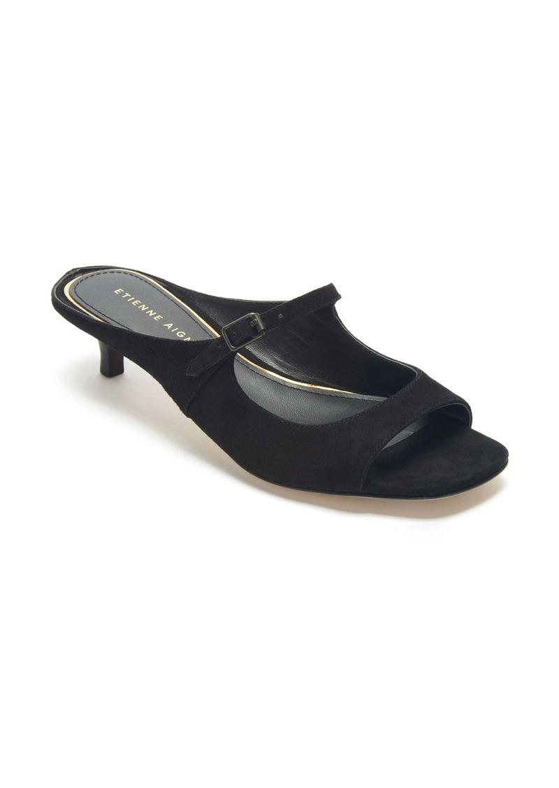 Etienne Aigner Verity Mary Jane Slip-On Sandal (Women)