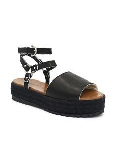 Etienne Aigner Winona Ankle Strap Platform Sandal (Women)