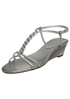 Etienne Aigner Women's Rory T-Strap Wedge