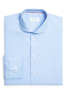 Eton of Sweden Check Regular Fit Dress Shirt