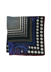 Etro 45 X 45 Bangalore Pocket Square