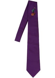 Etro 8cm Printed Silk Tie