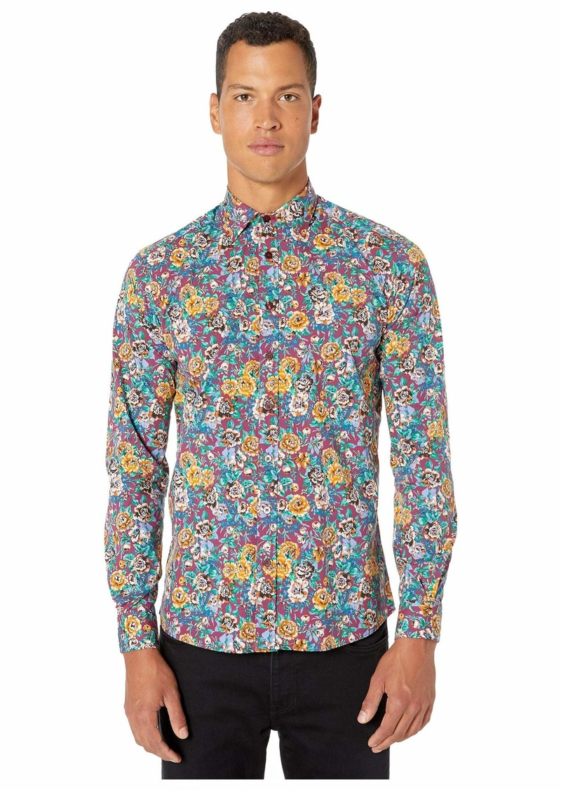 Etro Alchemy Print Button Up Shirt