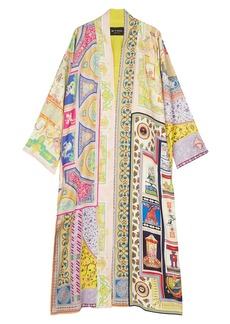 Etro Amalfi Silk Kimono