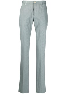 Etro Aztec pattern tailored trousers