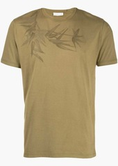 Etro bamboo embroidered T-shirt