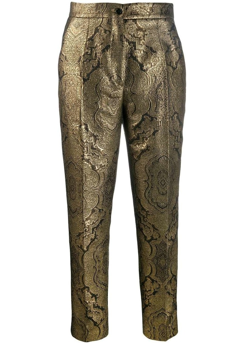 Etro baroque trousers