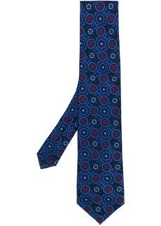 Etro blue silk tie
