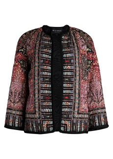 Etro Brumby Quilted Jacket