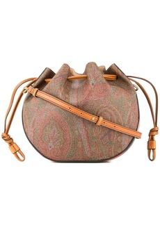Etro Bubble paisley bucket bag