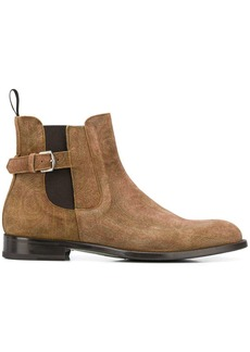 Etro buckle-embellished chelsea boots