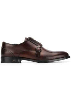 Etro buckle-embellished derby shoes