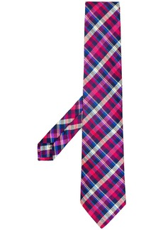 Etro check tie