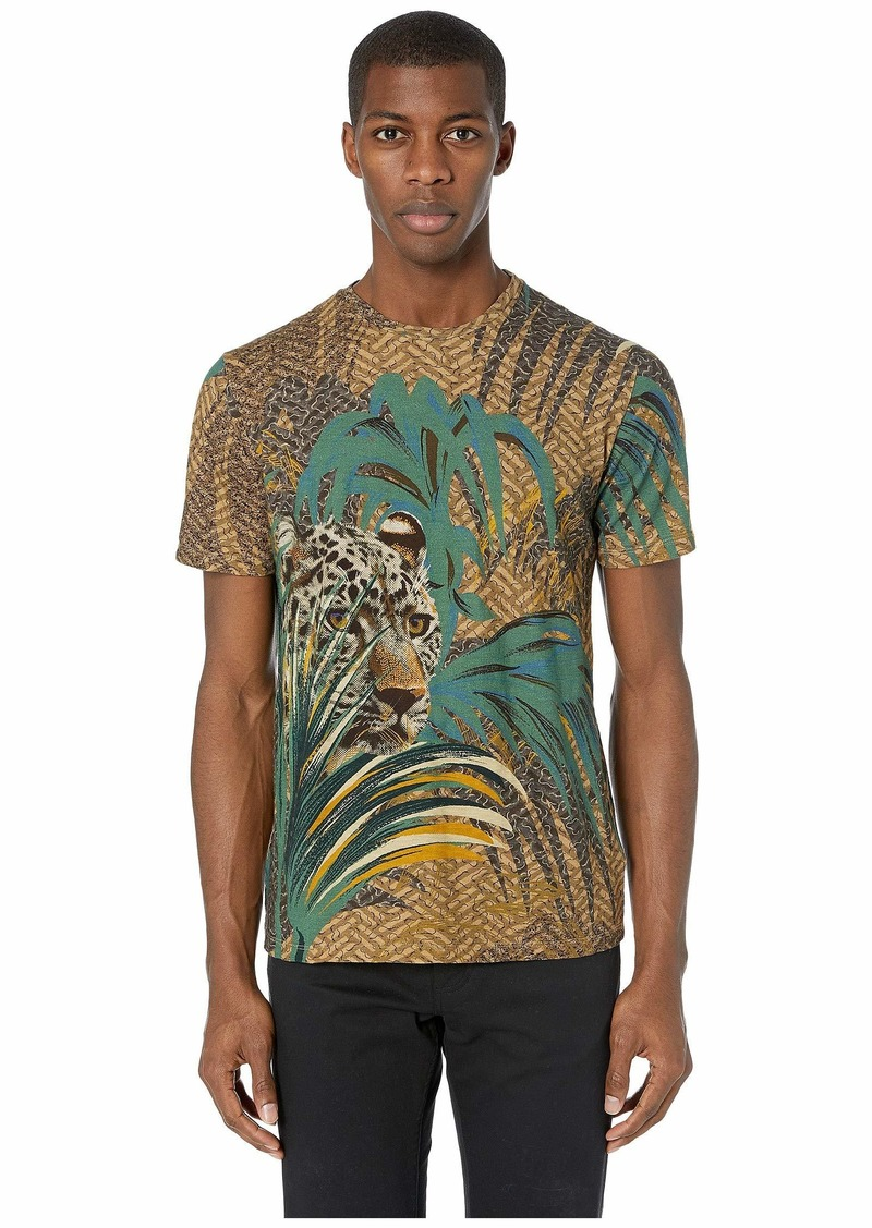 Etro Cheetah T-Shirt