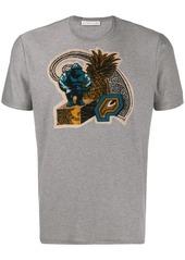 Etro chest patch T-shirt