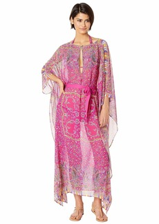 Etro Chubasco Dress Cover-Up