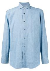 Etro classic long-sleeved shirt