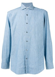 Etro classic long-sleeved shirt