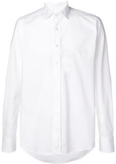 Etro classic plain shirt