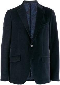 Etro classic single-breasted blazer