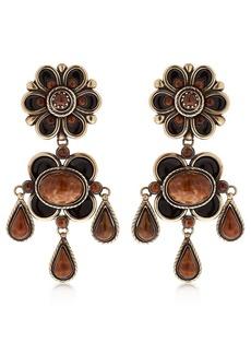 Etro Flower Earrings