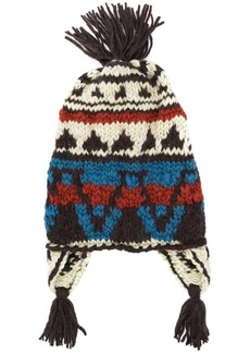 Etro colour-block embroidered hat