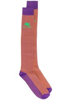 Etro colour-block striped socks