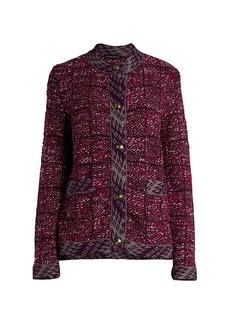 Etro Comtois Knit Jacket