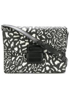 Etro contrast satchel bag