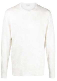 Etro crew-neck knit jumper