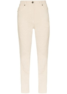 Etro cropped skinny jeans