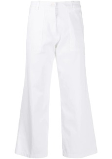 Etro cropped trousers
