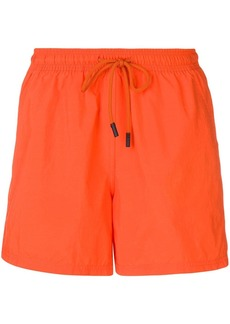 Etro drawstring waist swim shorts