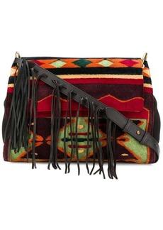 Etro embroidered Rainbow shoulder bag