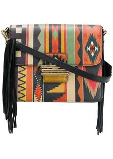 Etro ethnic print shoulder bag