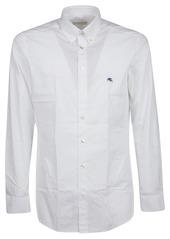 Etro Button Down Logo Shirt