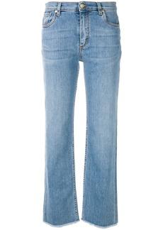 Etro casual straight-leg jeans - Blue