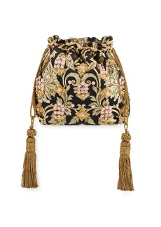 Etro Chatelaine Evening Pouch Bag