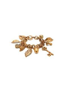 Etro Chunky charm bracelet