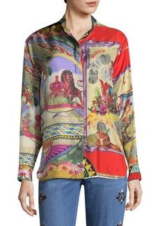 Circus Silk Tunic