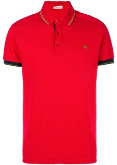 Etro classic polo shirt - Red
