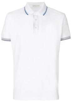 Etro classic polo shirt - White