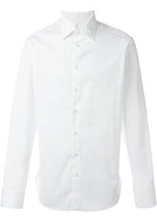 Etro cuffed button down shirt