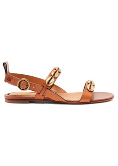 Etro Embellished leather sandals