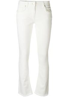 Etro flared jeans - White