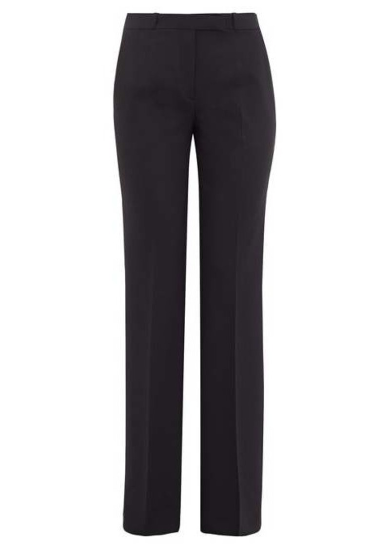 Etro Fuji stretch-wool trousers