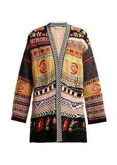 Etro Idra cotton-blend cardigan